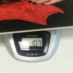 A3 KAPA 5mm weighs 107g