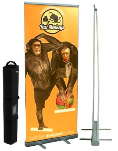 Roll Up stand 850x2000mm with bag