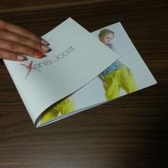 landscape brošüür/kataloog läikivate kaantega
