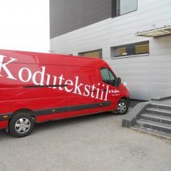Logokleebis autole