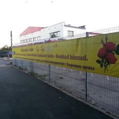 PVC banner 12 500x1000mm
