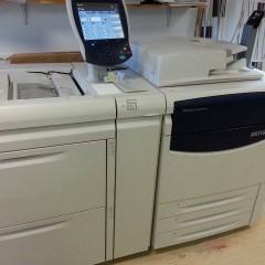 Xerox digital printer
