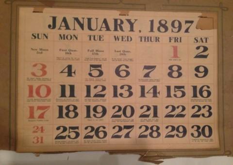 Vana kalender